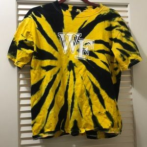 Wake forest tee shirt